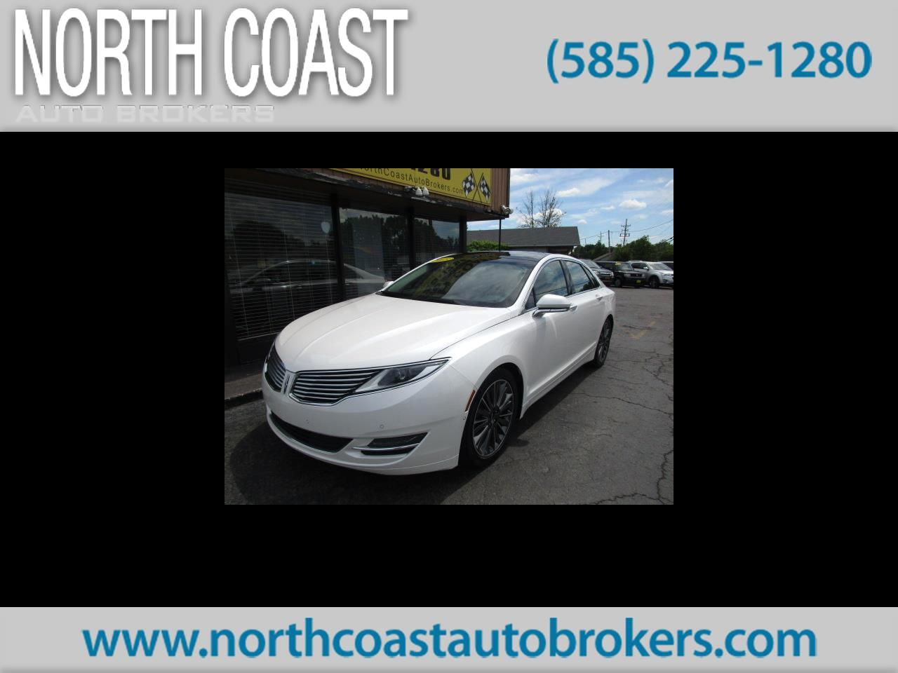 2015 Lincoln MKZ Reserve II AWD