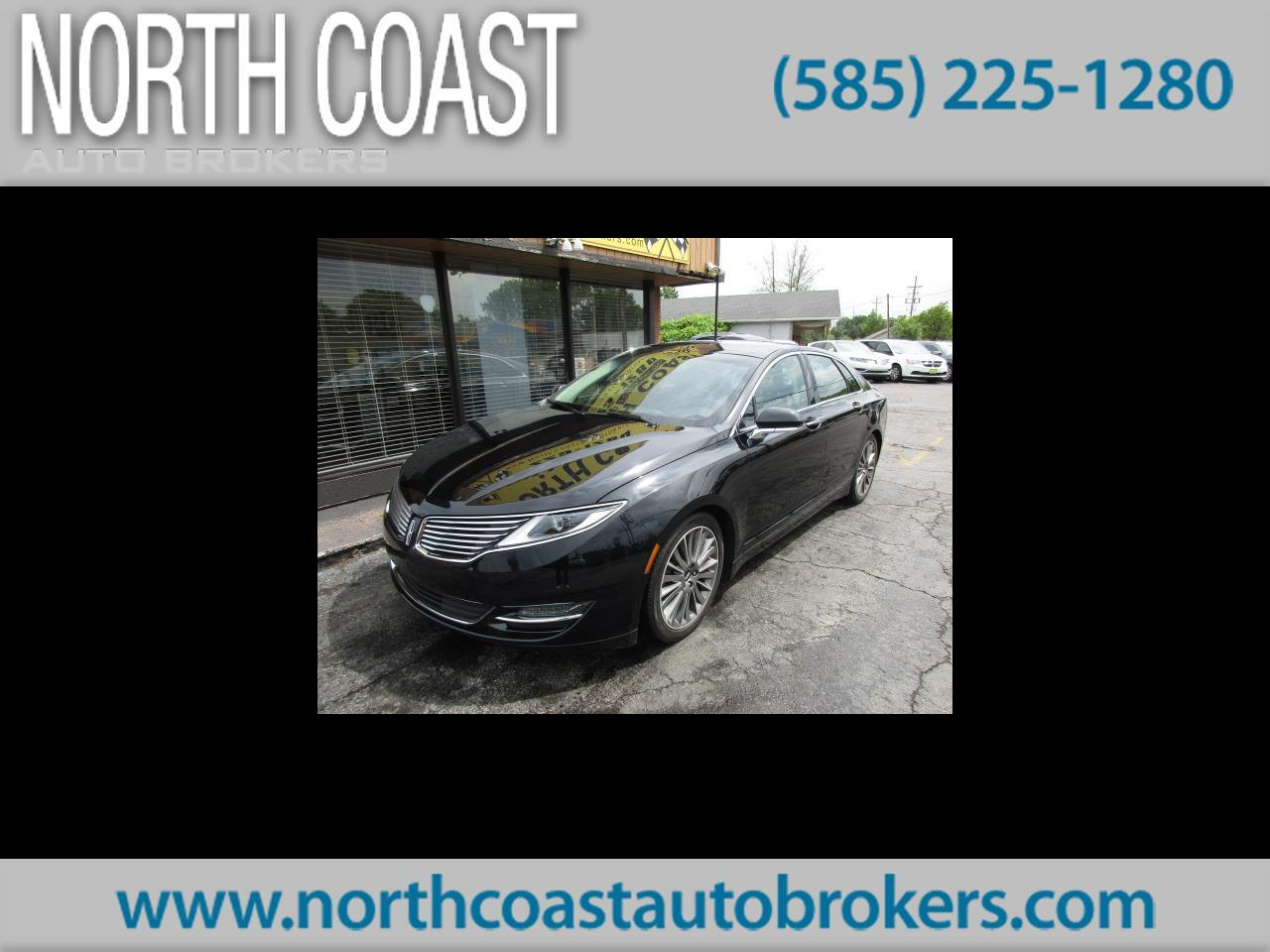 2016 Lincoln MKZ Reserve II AWD