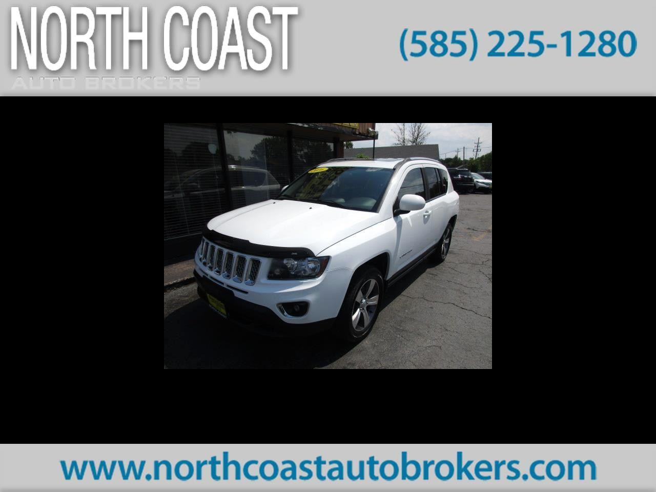 2016 Jeep Compass High Altitude 4WD