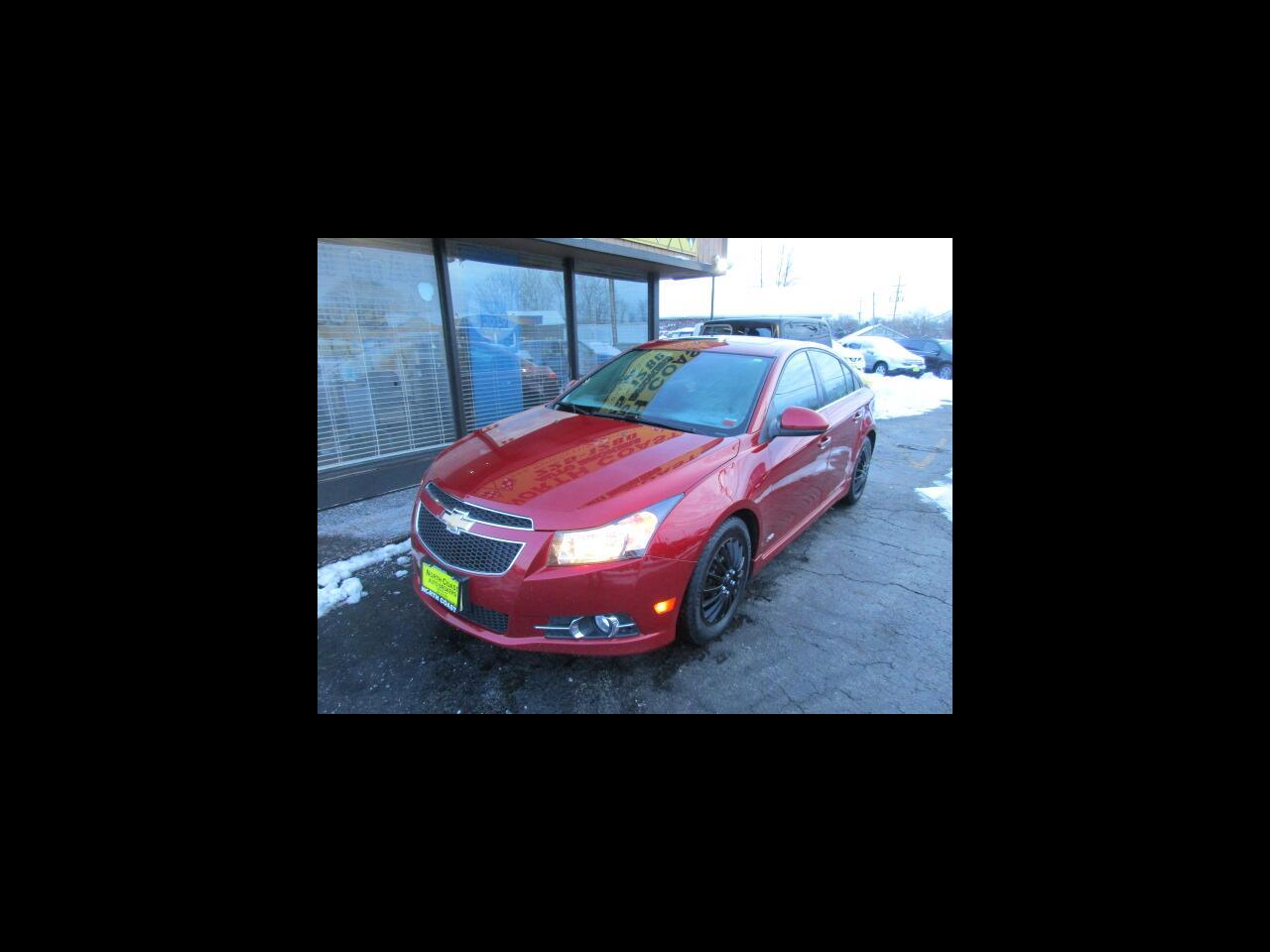 Chevrolet Cruze LTZ Auto 2014
