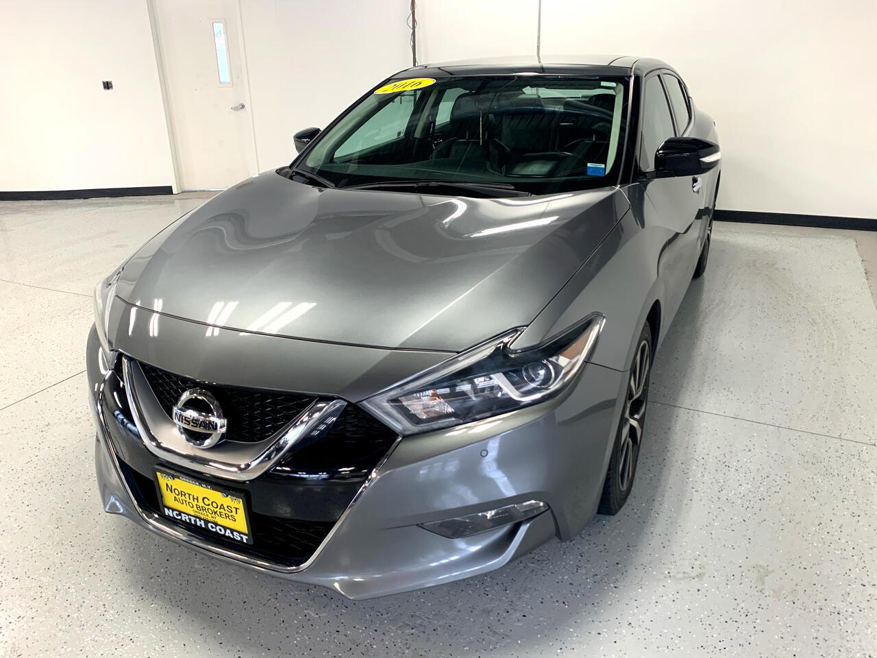 Nissan Maxima 3.5 SL 2016