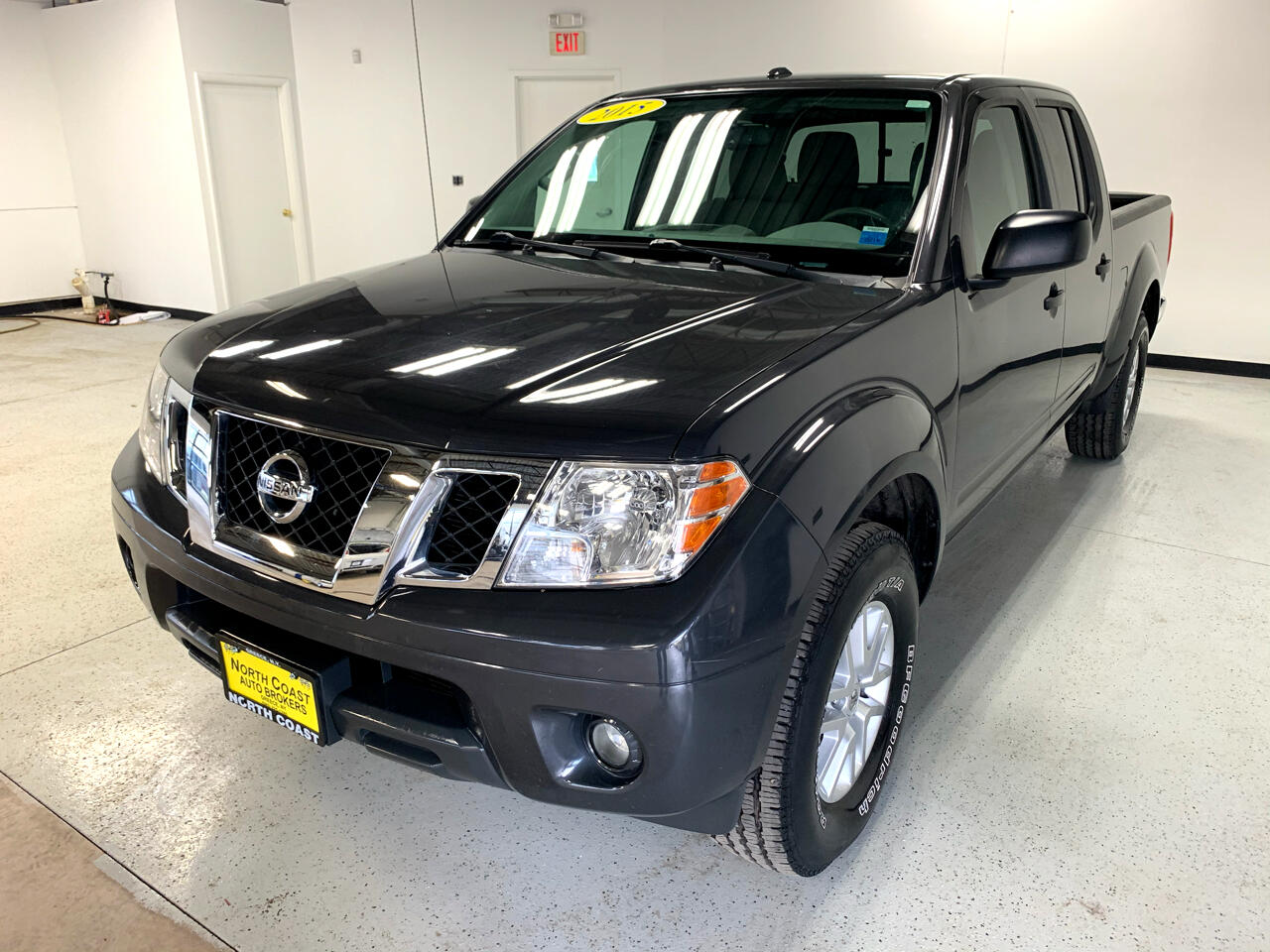Nissan Frontier SV Crew Cab 4WD LWB 2015