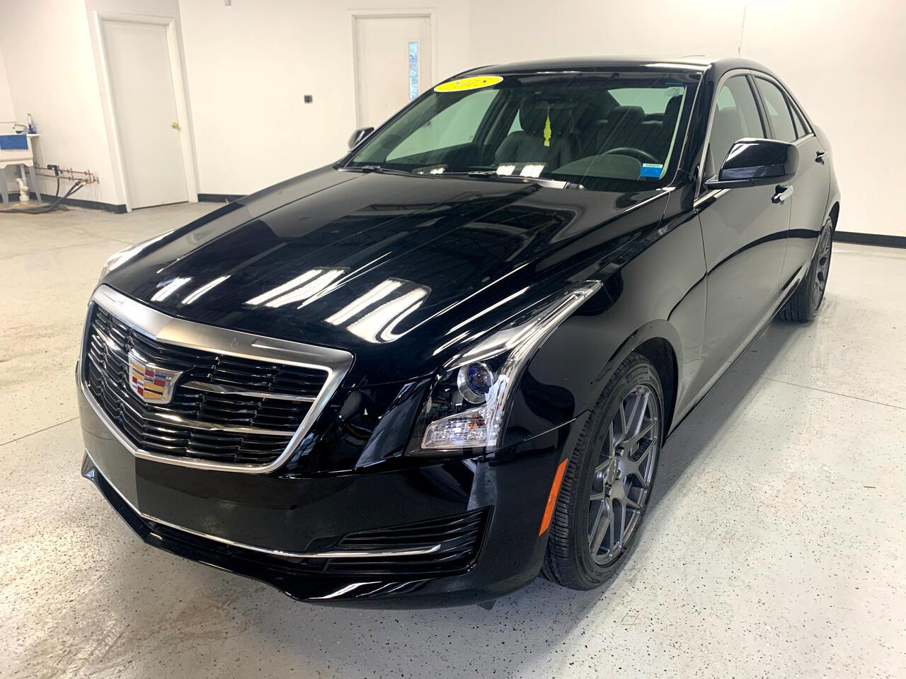 Cadillac ATS 2.0L Turbo Standard AWD 2015
