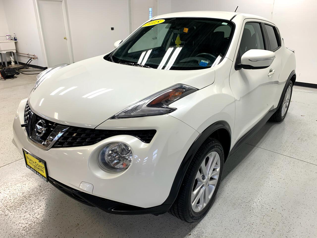 Nissan Juke SV AWD 2015