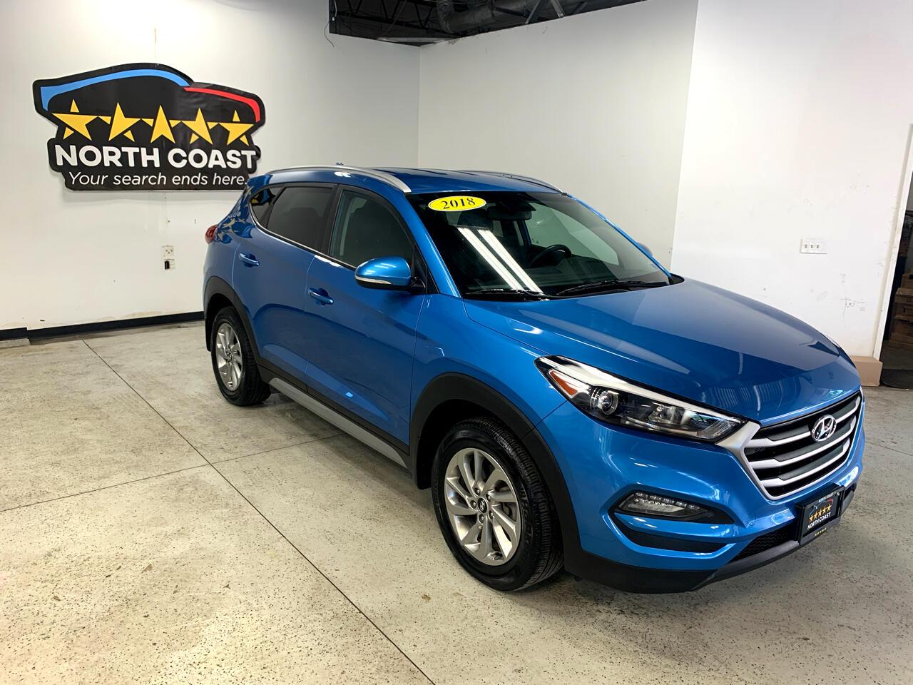 Hyundai Tucson SEL Plus AWD 2018
