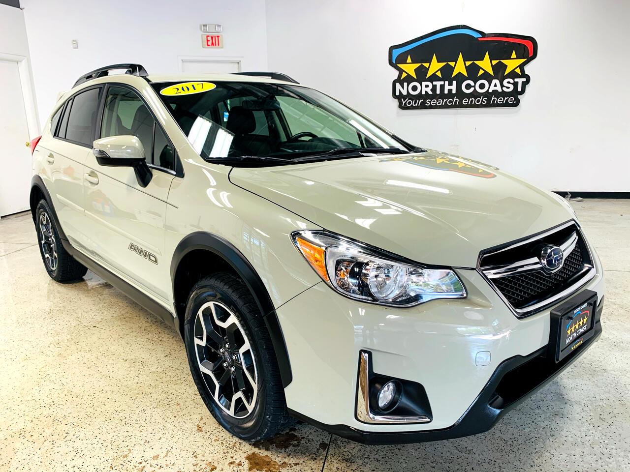 Subaru Crosstrek 2.0i Limited PZEV CVT 2017