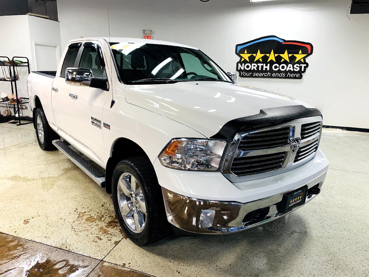 RAM 1500 Big Horn 4wd Quad Cab 2017