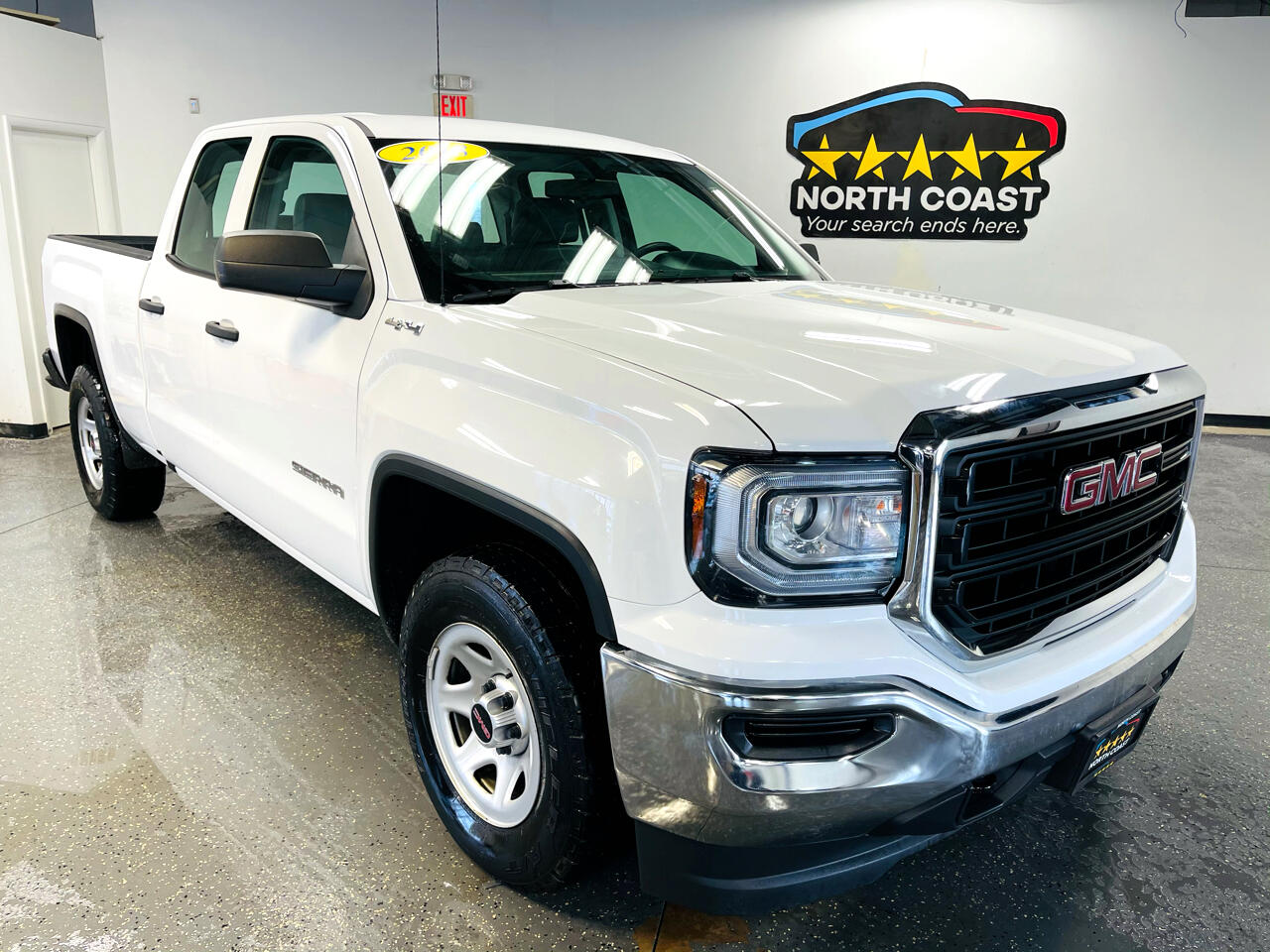 GMC Sierra 1500 Base Double Cab 4WD 2018