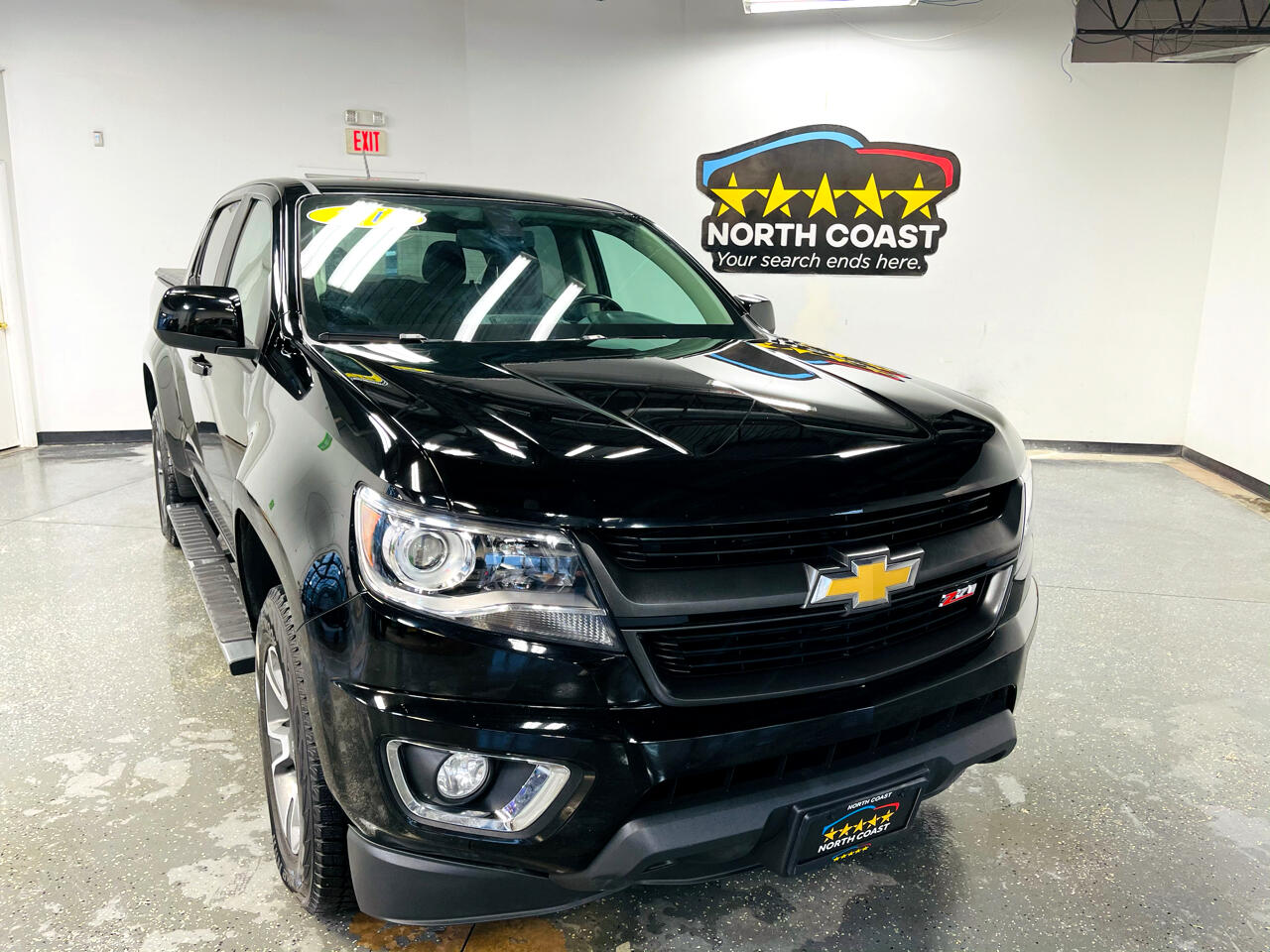 Chevrolet Colorado Z71 Crew Cab 4WD 2015