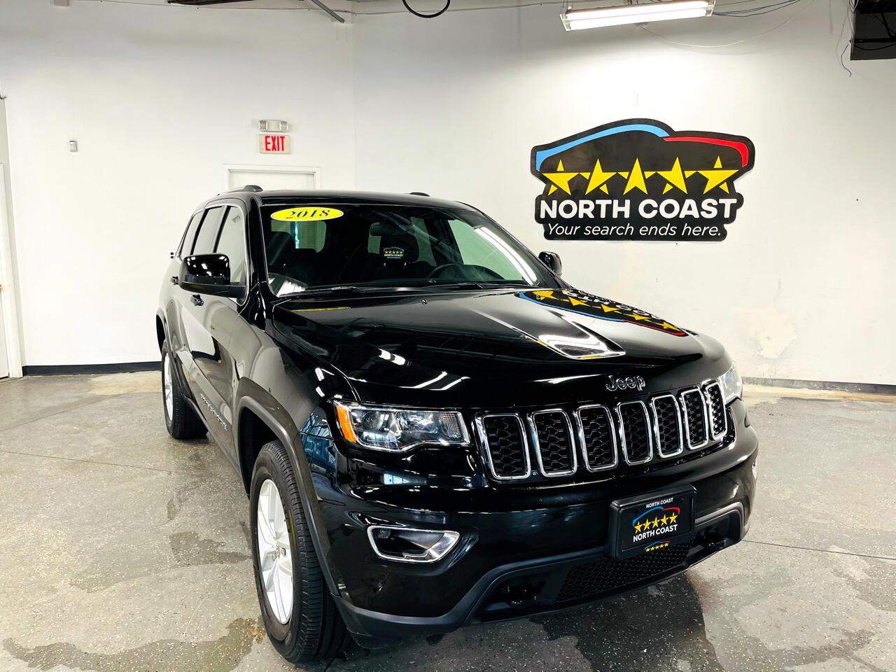 Jeep Grand Cherokee Laredo 4WD 2018