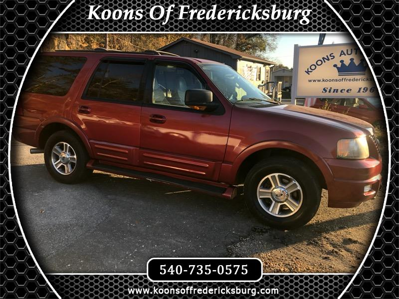 2004 Ford Expedition 4dr Eddie Bauer 4WD