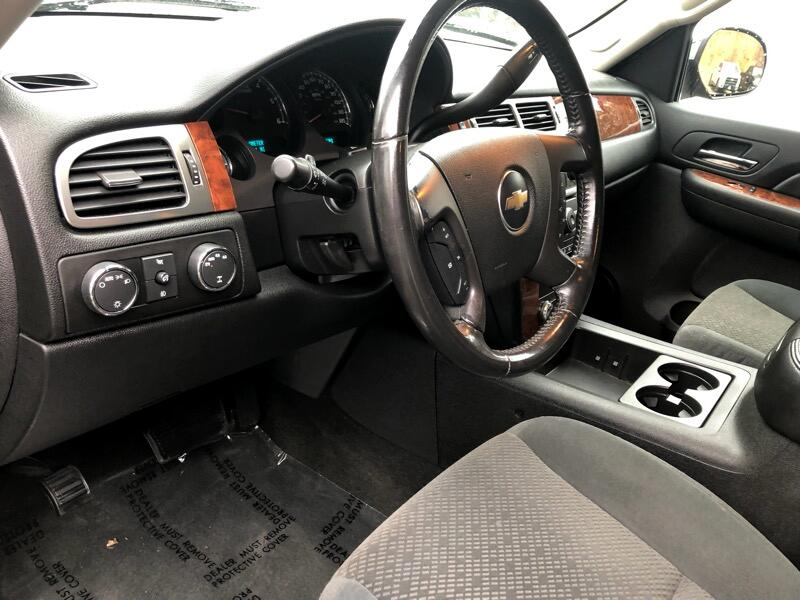 2007 Chevrolet Avalanche 1500 5dr Crew Cab 130