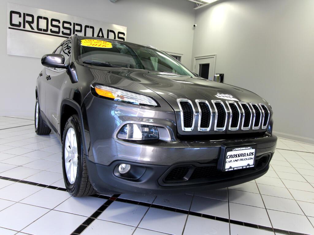 2016 Jeep Cherokee Latitude FWD