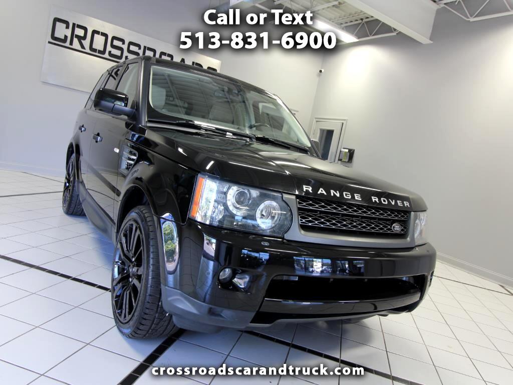 2010 Land Rover Range Rover Sport HSE
