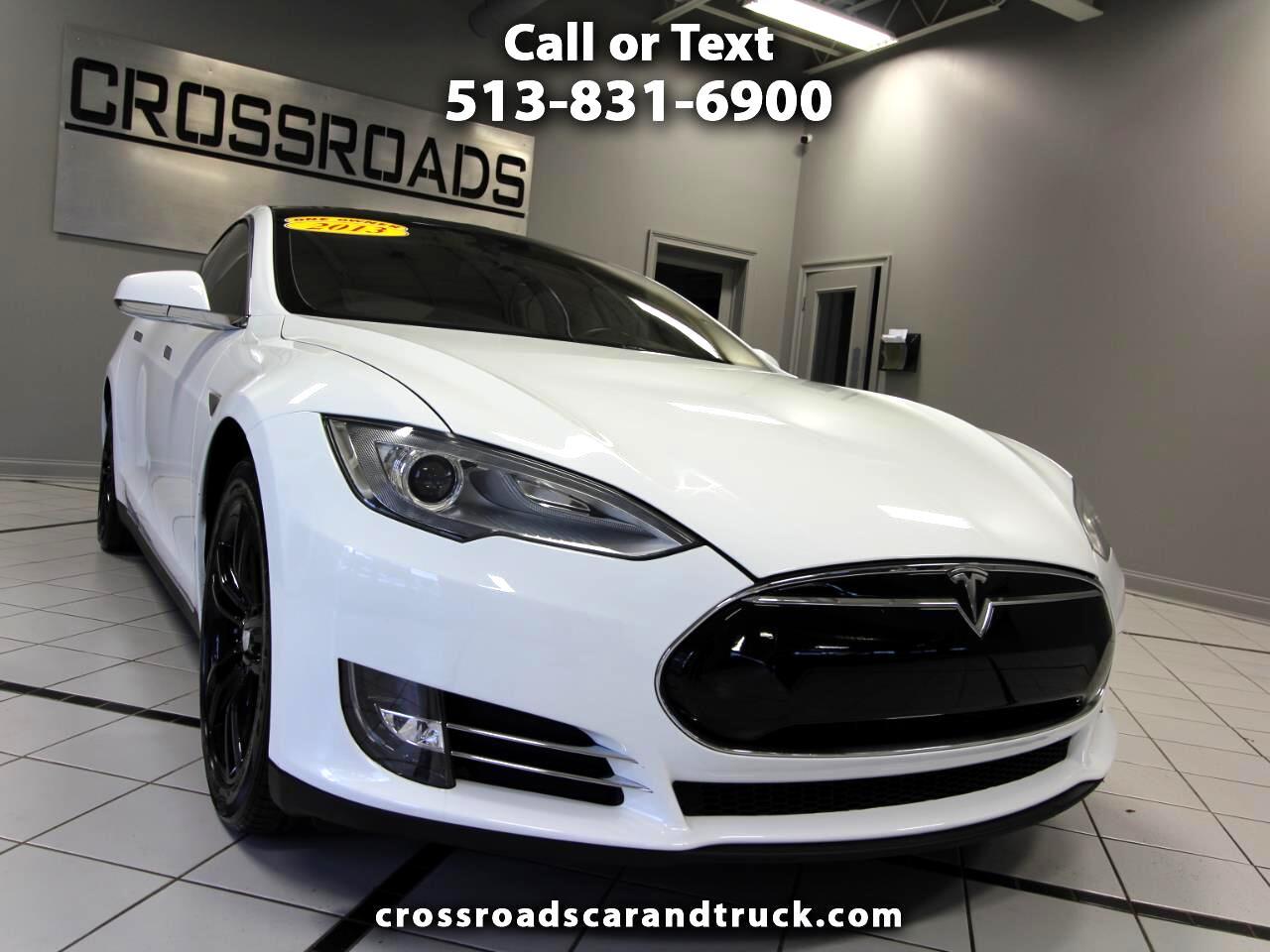 2013 Tesla Model S Base