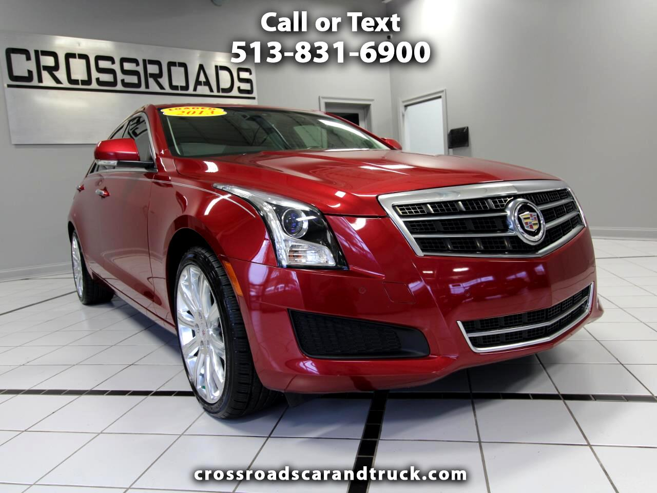 2013 Cadillac ATS 4dr Sdn 2.0L Luxury AWD