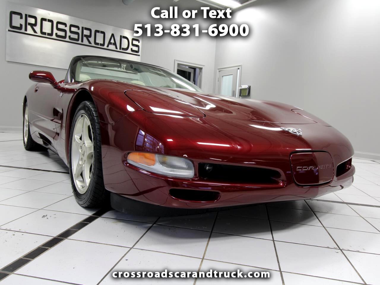 2003 Chevrolet Corvette 50th Anniversary Edition
