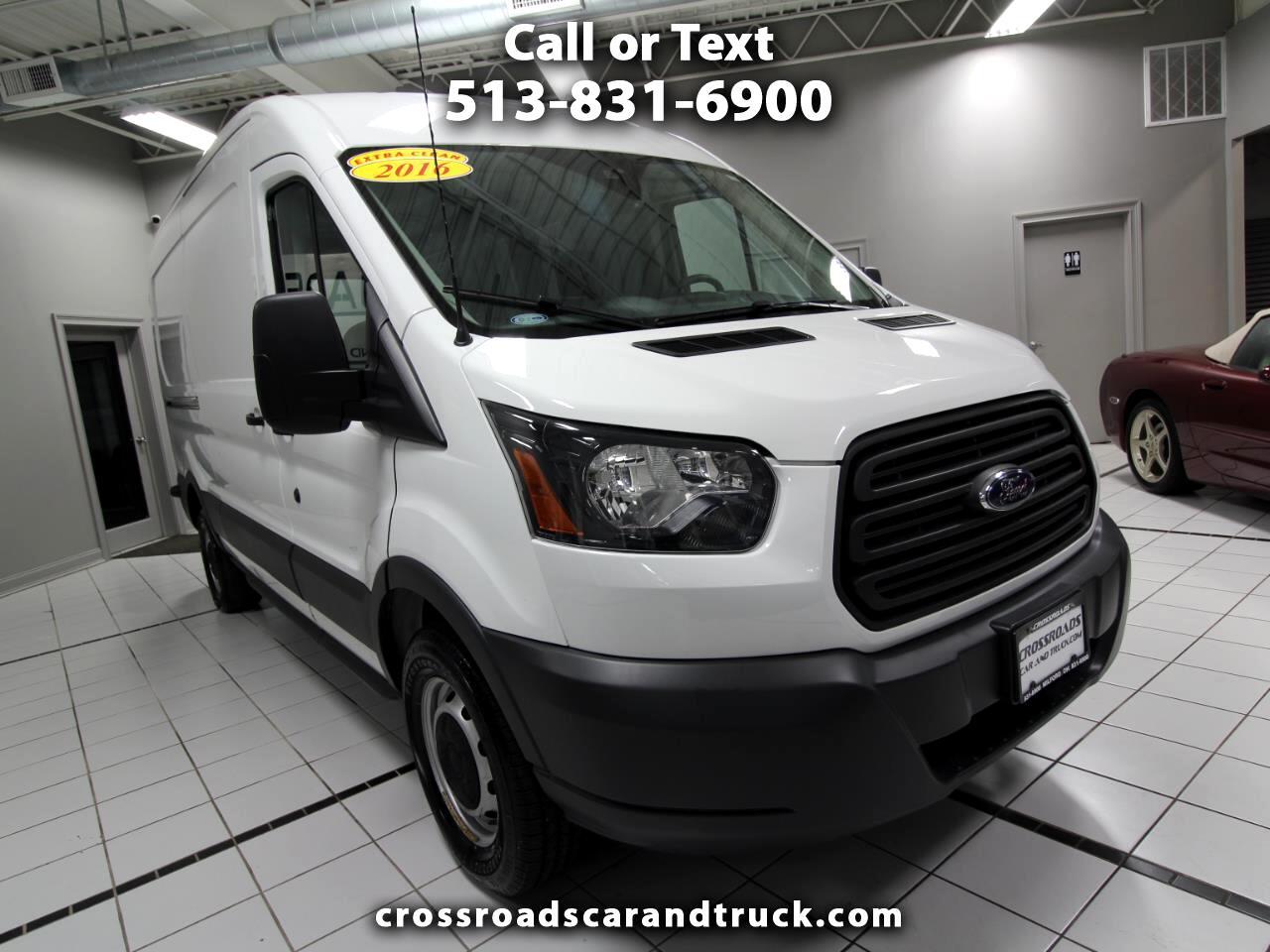 2016 Ford Transit Cargo Van T-250 148