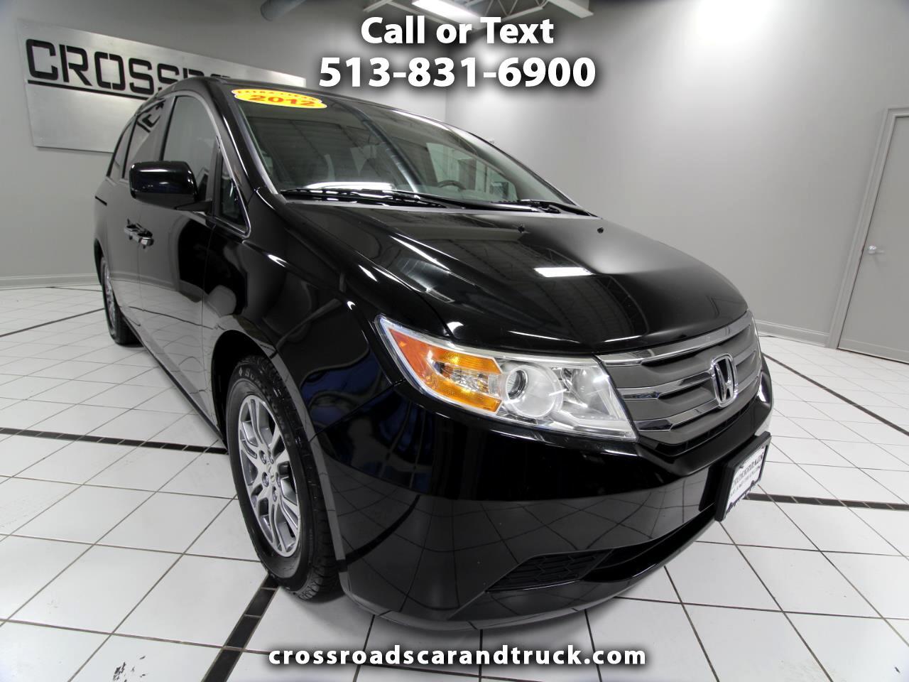 2012 Honda Odyssey 5dr EX-L w/RES