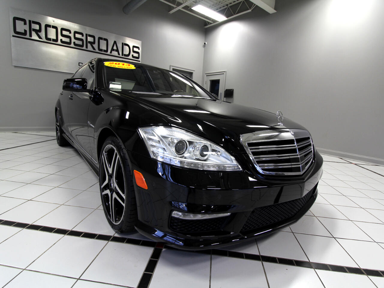 2013 Mercedes-Benz S-Class 4dr Sdn S 65 AMG RWD