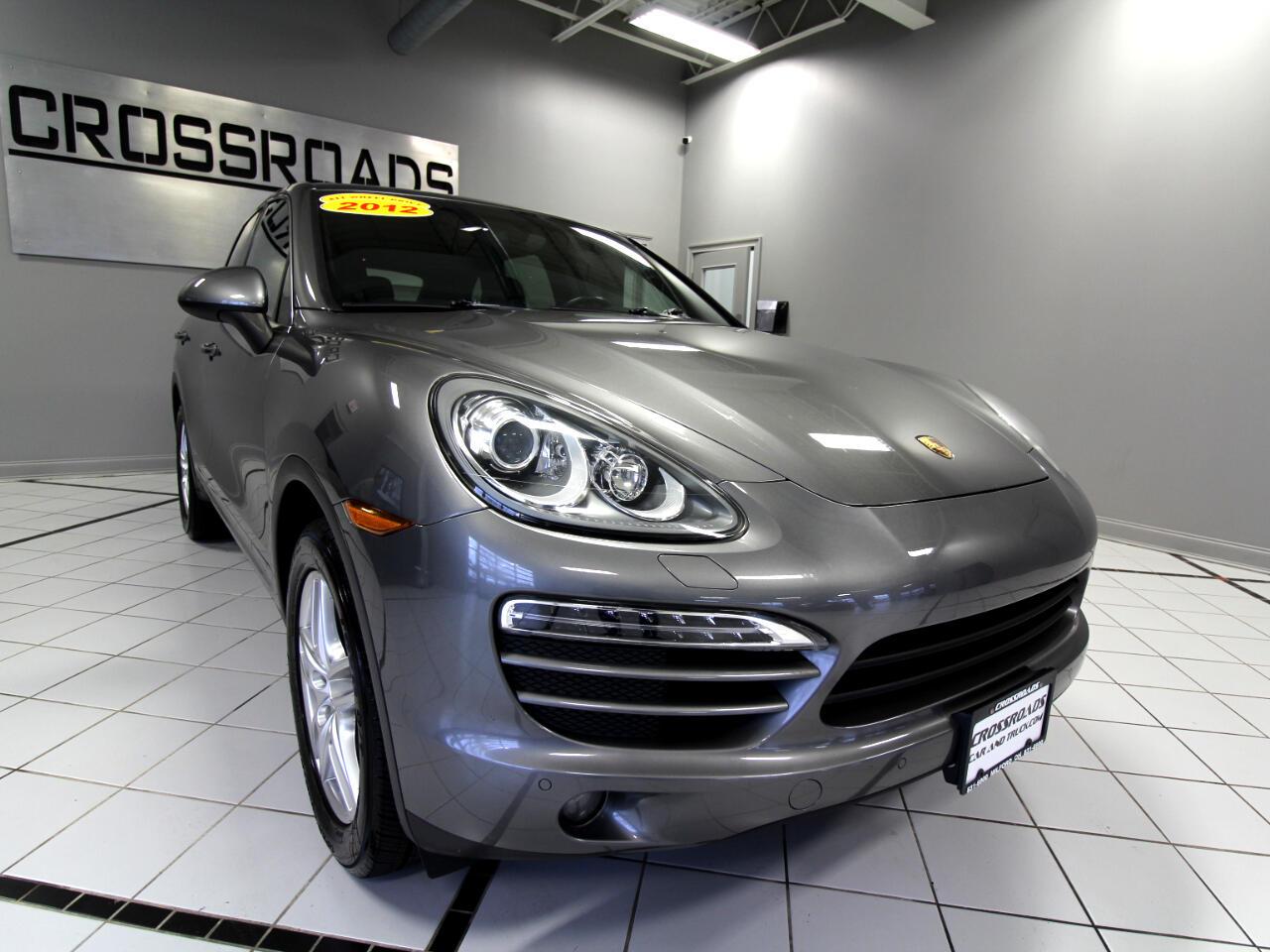 2012 Porsche Cayenne AWD 4dr