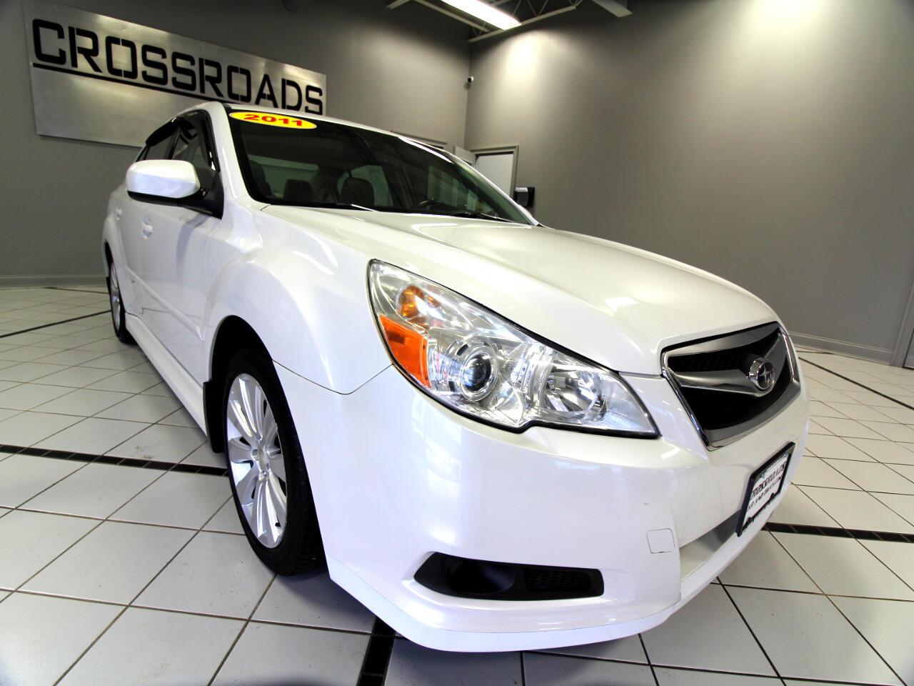 2011 Subaru Legacy 4dr Sdn H4 Auto 2.5i Ltd Pwr Moon