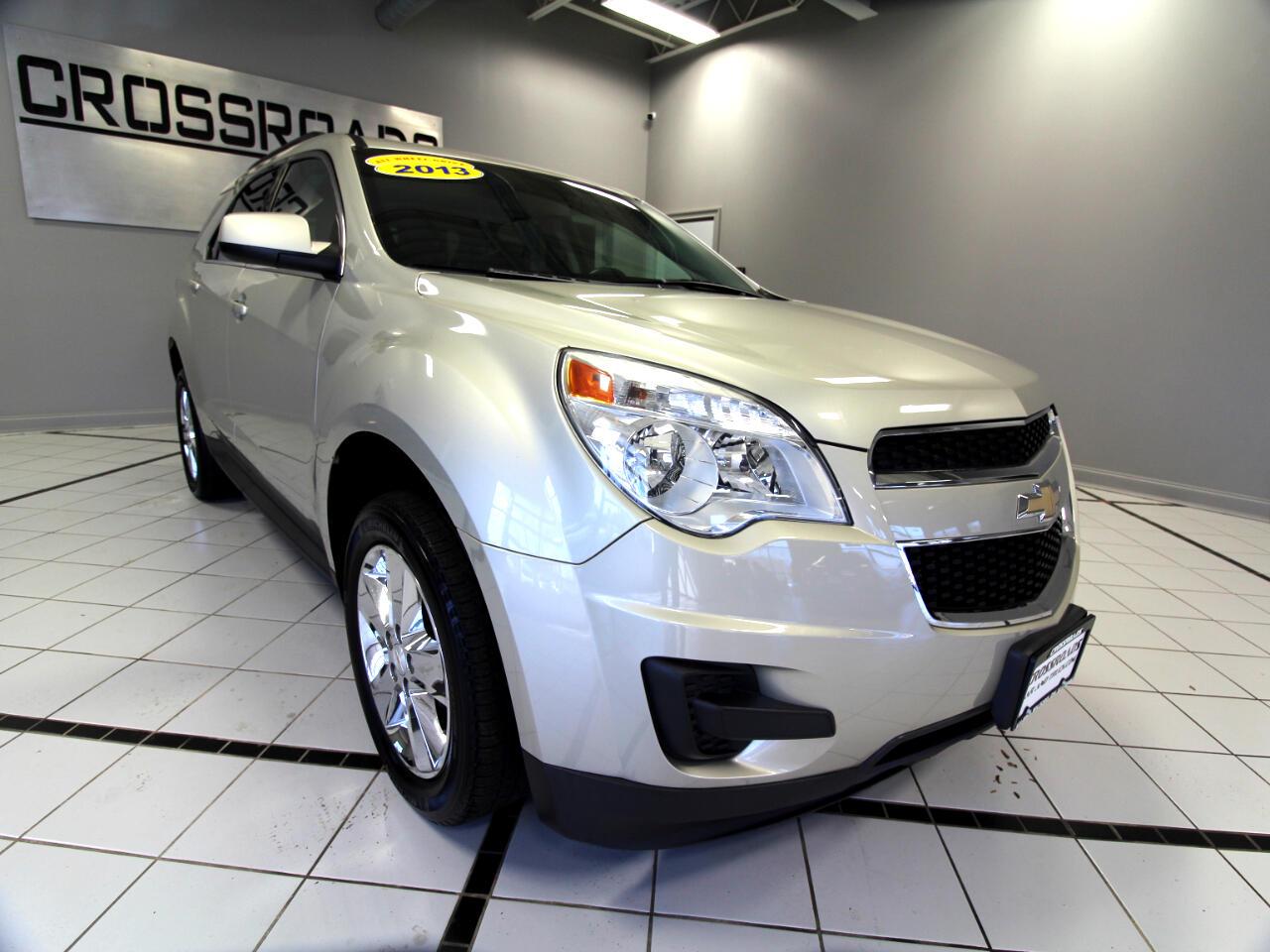 2013 Chevrolet Equinox AWD 4dr LT w/1LT