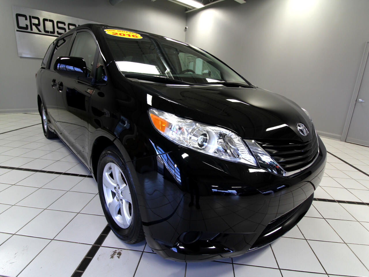 2016 Toyota Sienna 5dr 7-Pass Van LE AAS FWD (Natl)