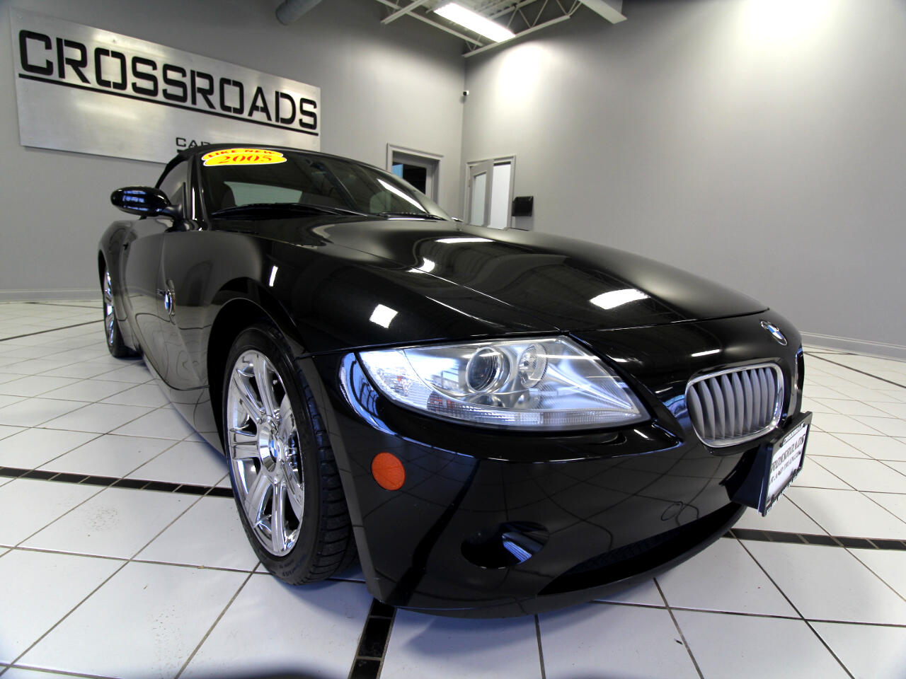 2005 BMW Z4 2dr Roadster 3.0i