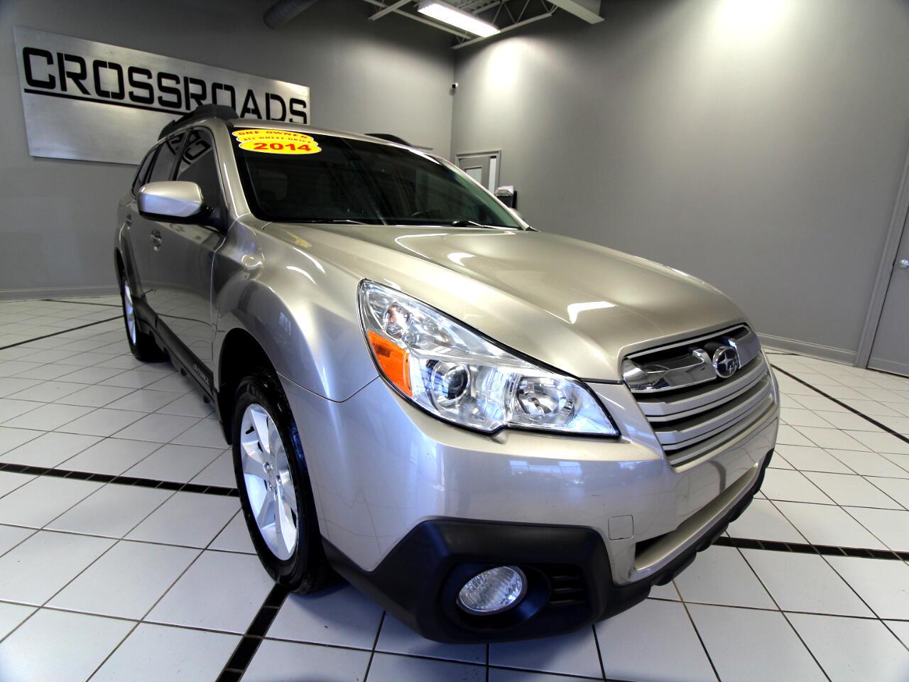 2014 Subaru Outback 4dr Wgn H4 Auto 2.5i Premium