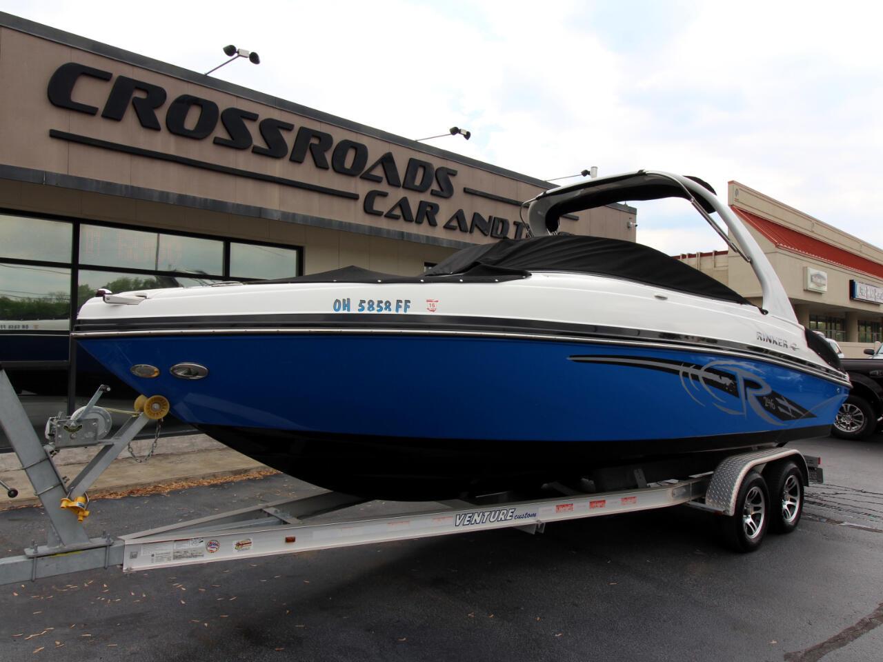 2013 Rinker Boat 246