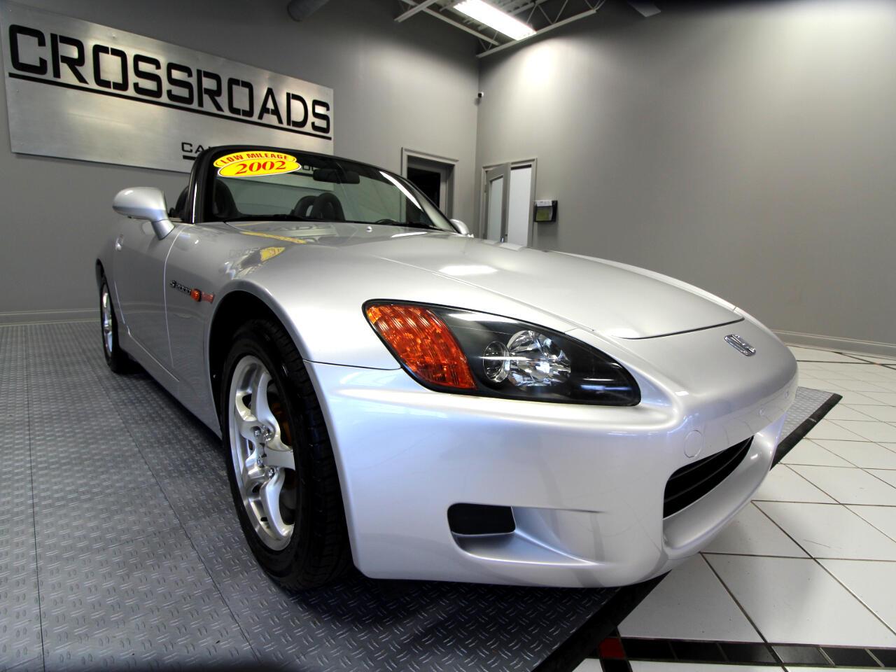 2002 Honda S2000 2dr Conv for sale VIN: JHMAP11422T009354