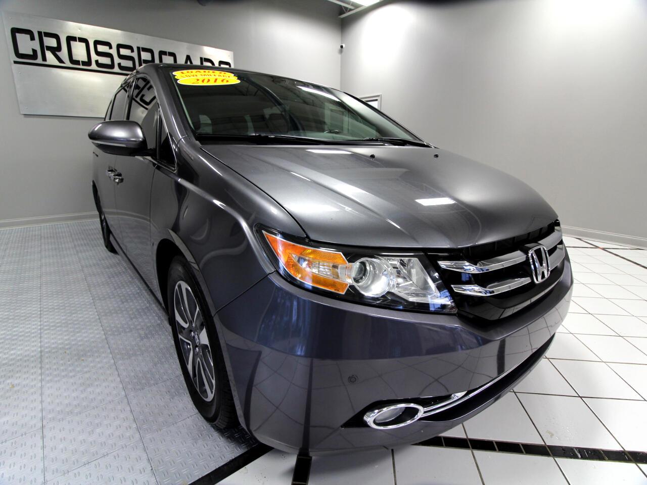 2016 Honda Odyssey 5dr Touring Elite