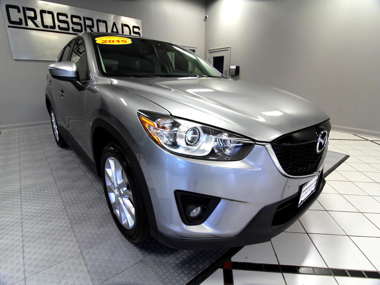 Mazda CX-5 AWD 4dr Auto Grand Touring 2015