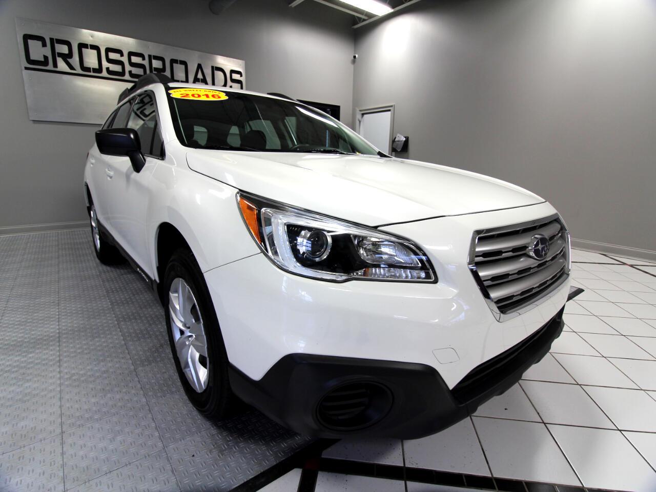 2016 Subaru Outback 4dr Wgn 2.5i