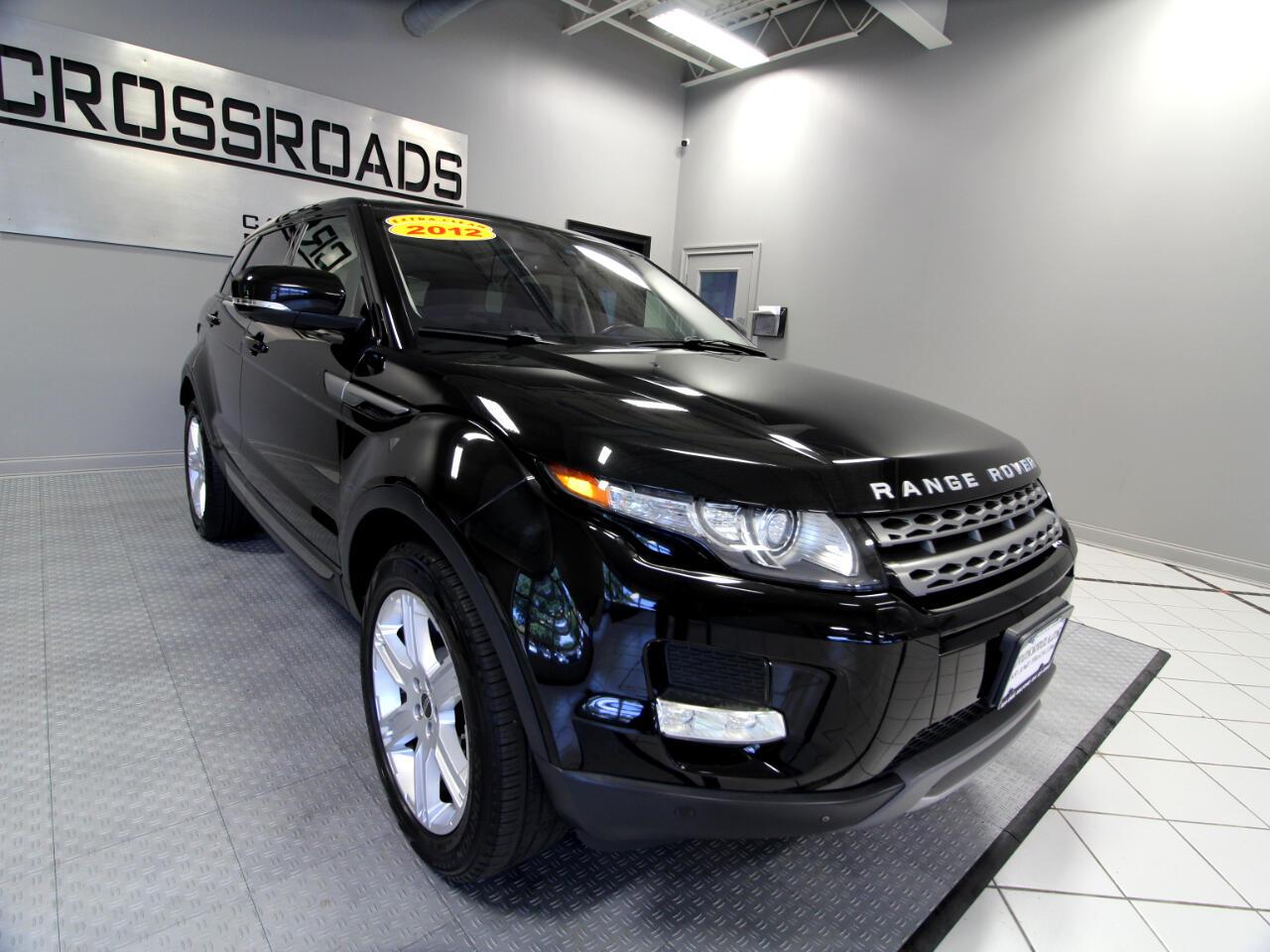 2012 Land Rover Range Rover Evoque 5dr HB Pure Premium