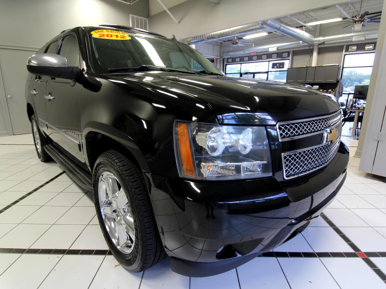 2012 Chevrolet Tahoe 2WD 4dr 1500 LTZ