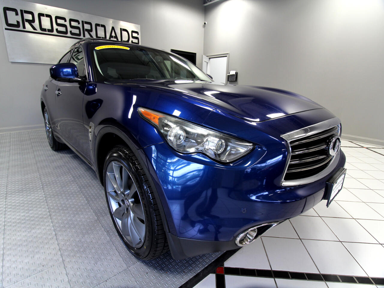 2012 Infiniti FX35 AWD 4dr Limited Edition