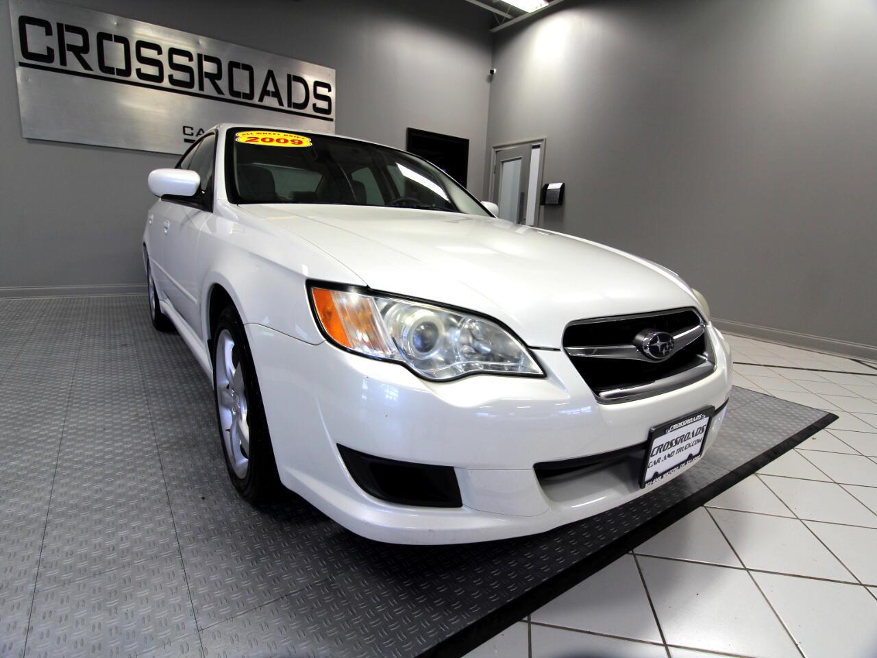 2009 Subaru Legacy 4dr H4 Man Special Edition