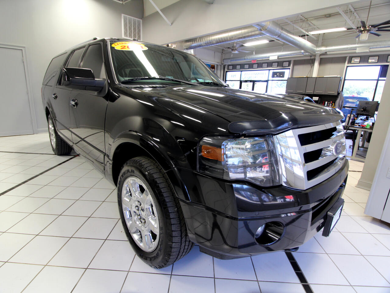 2014 Ford Expedition EL 4WD 4dr Limited