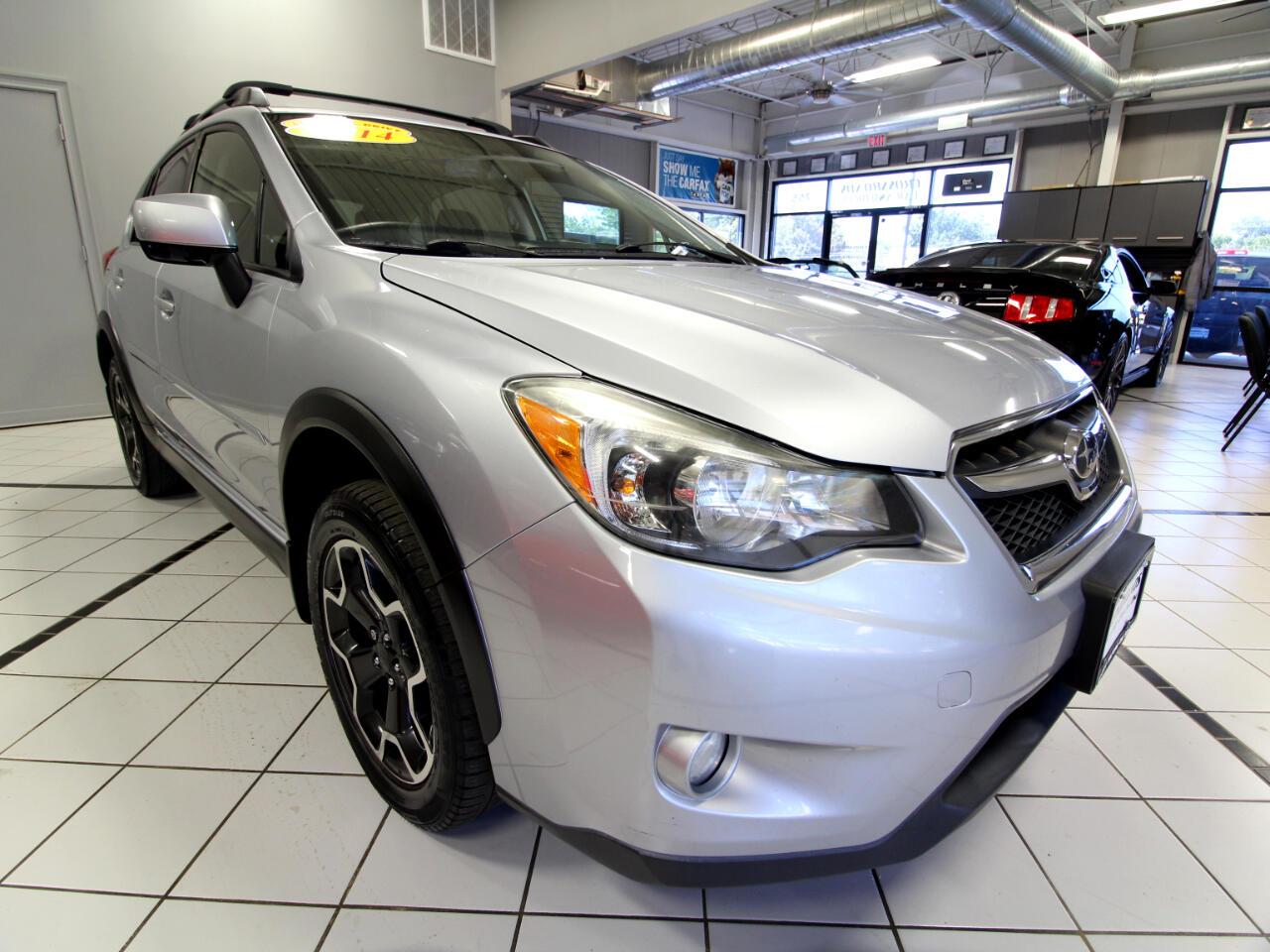 Subaru XV Crosstrek 5dr Auto 2.0i Limited 2014
