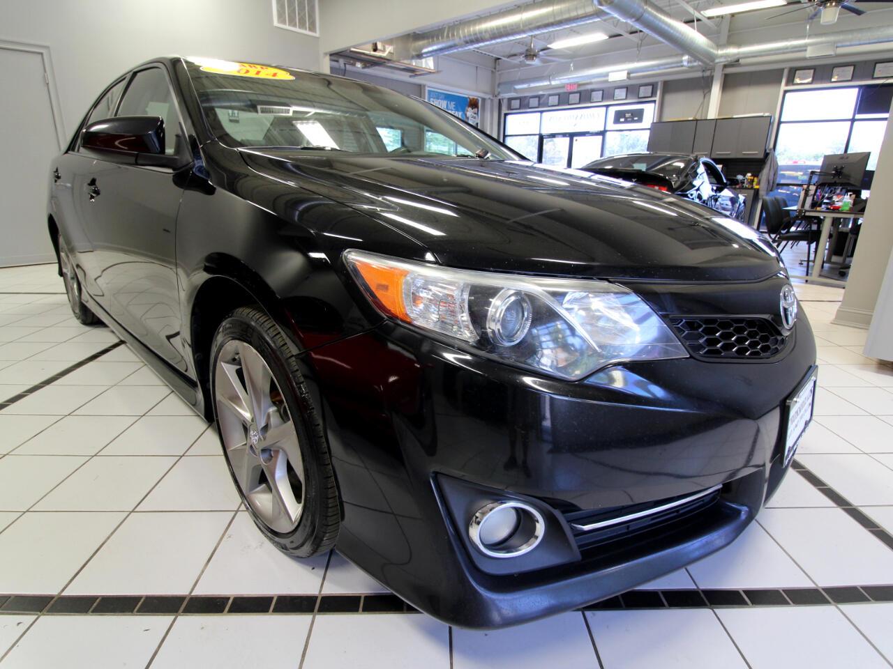 Toyota Camry 4dr Sdn V6 Auto SE (Natl) *Ltd Avail* 2014