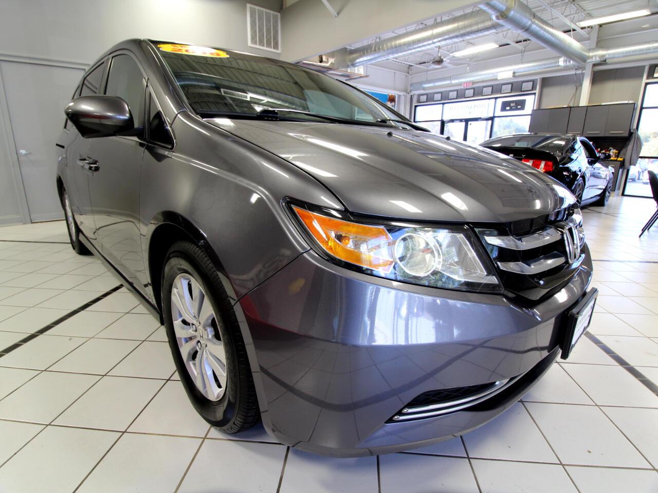 Honda Odyssey 5dr EX 2016