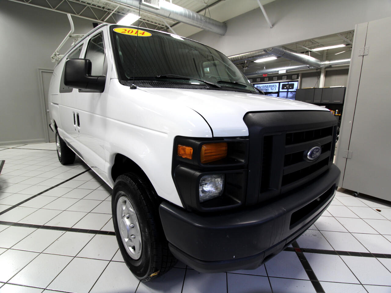 Ford Econoline Cargo Van E-350 Super Duty Ext Recreational 2014