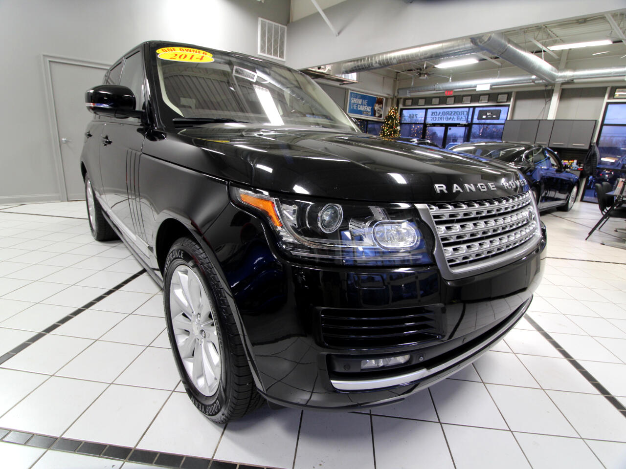Land Rover Range Rover 4WD 4dr HSE 2014