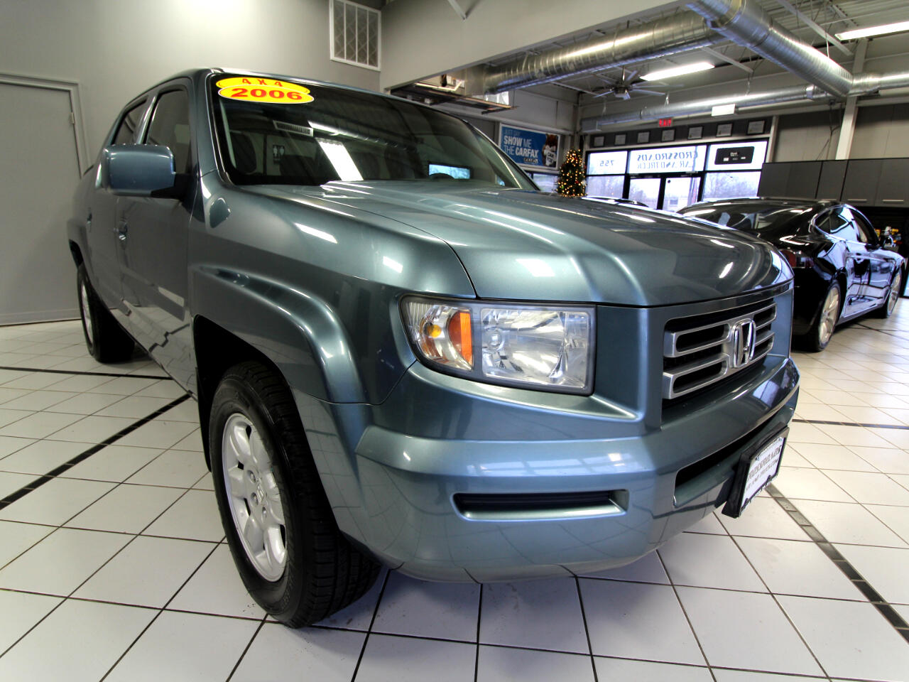 Honda Ridgeline RTS AT 2006