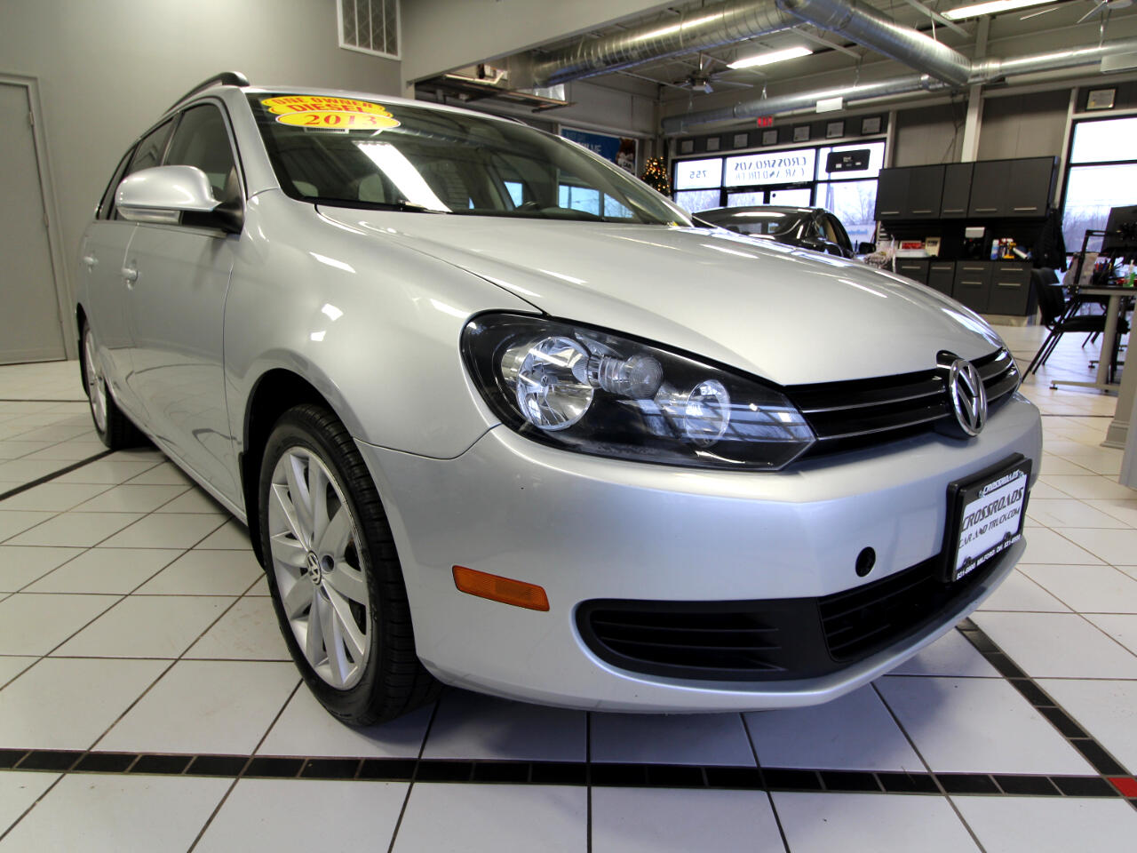 Volkswagen Jetta SportWagen 4dr DSG TDI w/Sunroof 2013