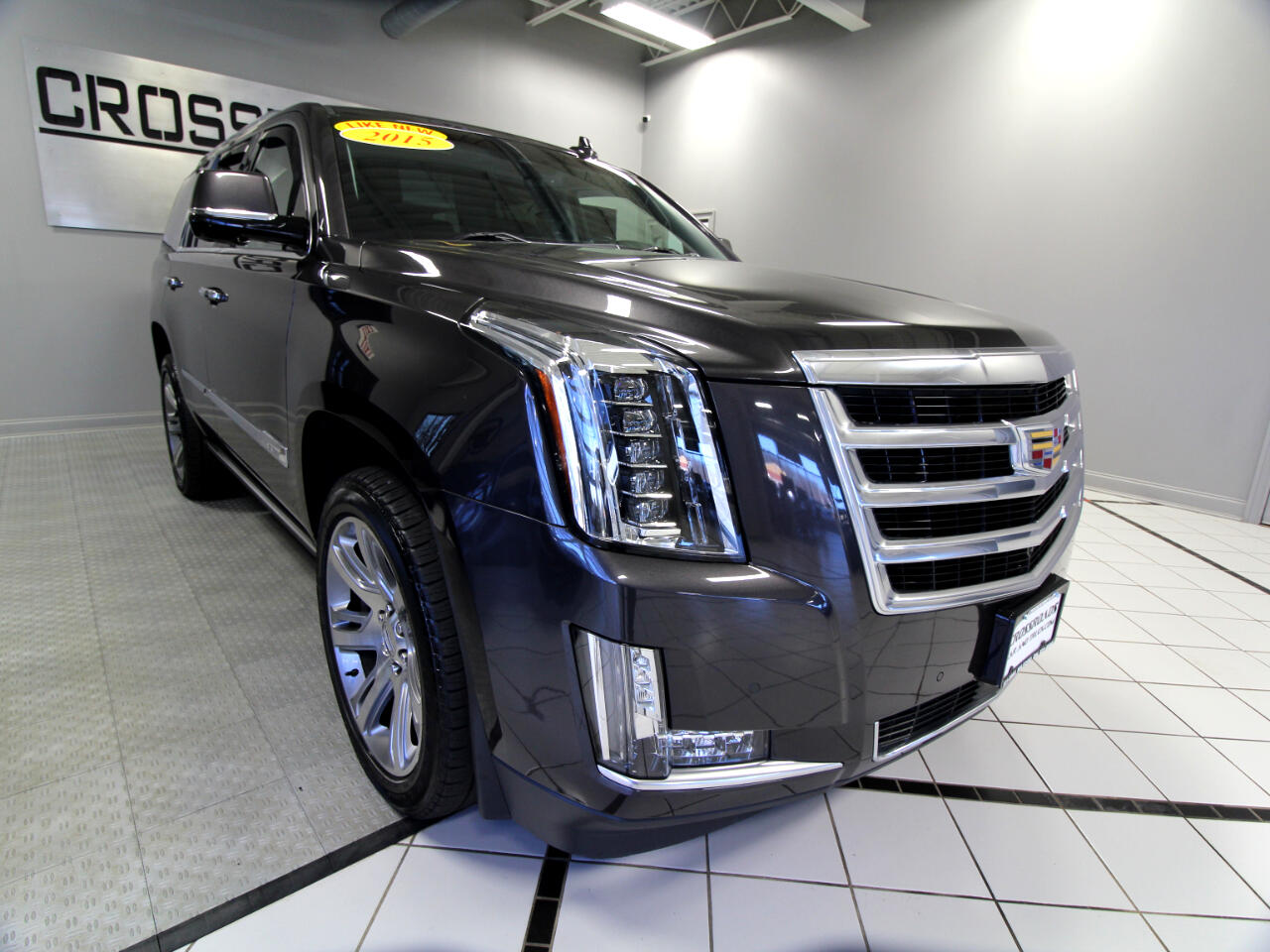 Cadillac Escalade 4WD 4dr Premium 2015