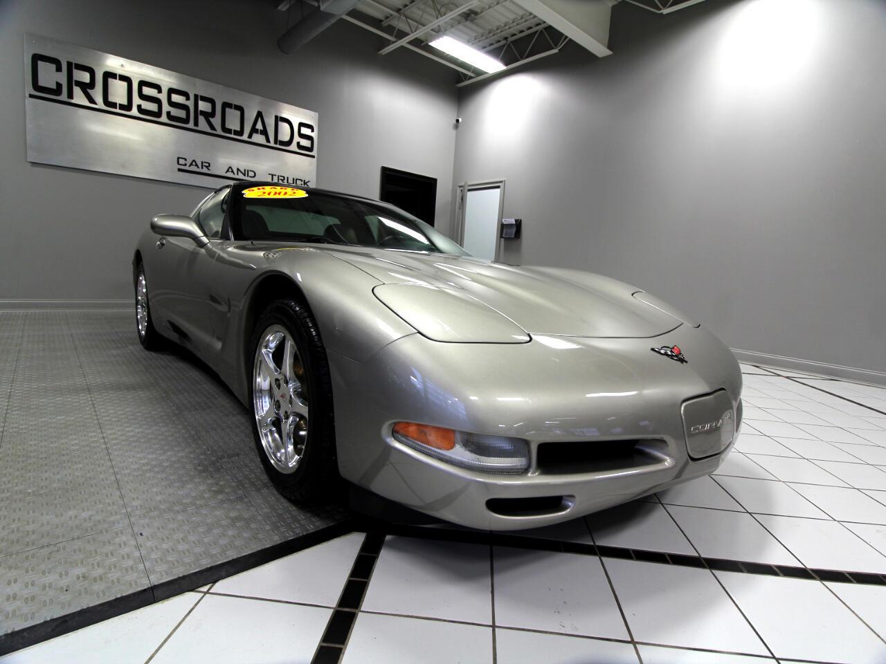 Chevrolet Corvette 2dr Cpe 2002