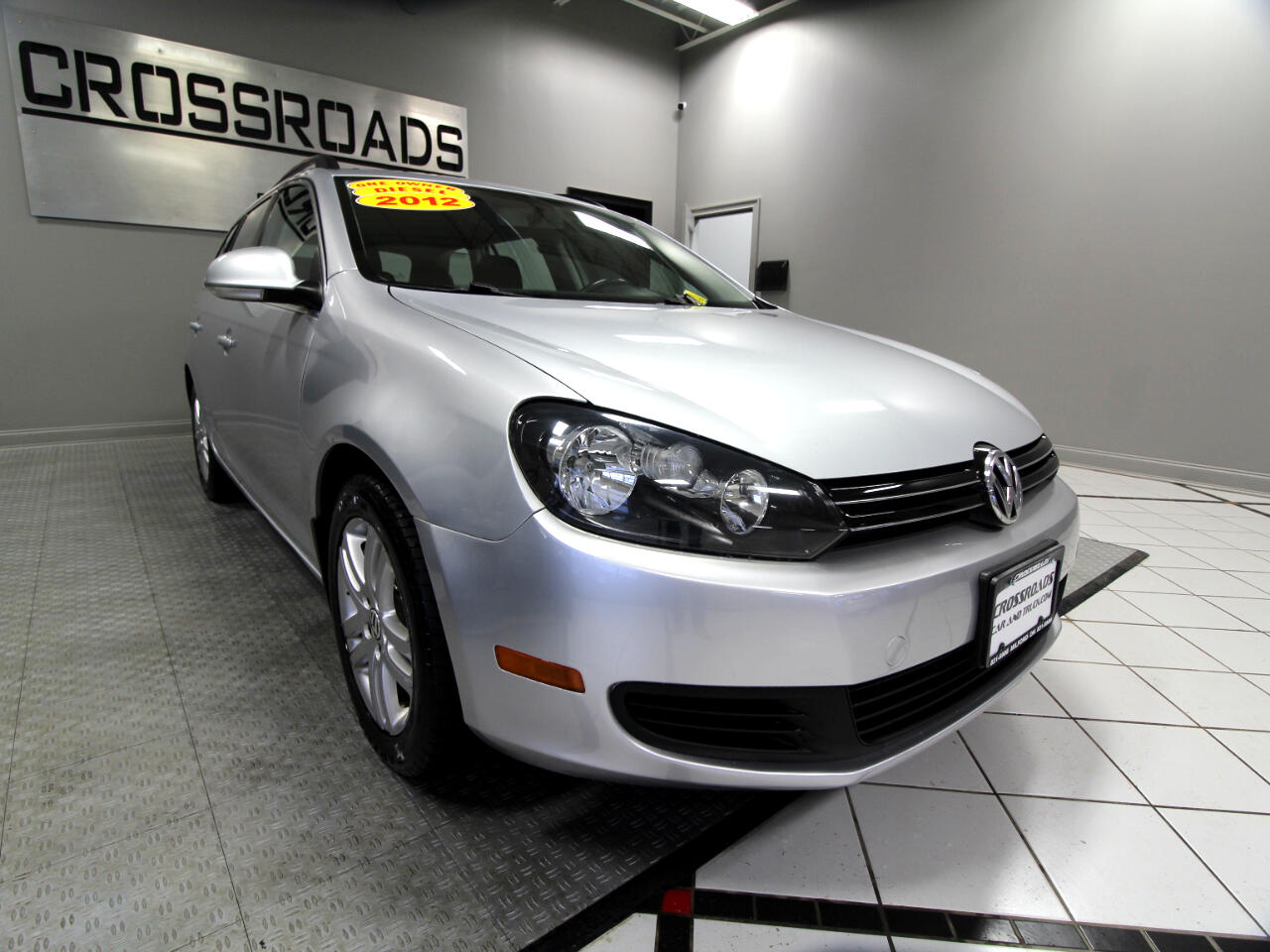Volkswagen Jetta SportWagen 4dr DSG TDI 2012